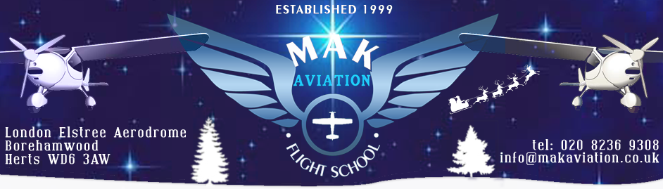 MAK Aviation Flight School at London Elstree